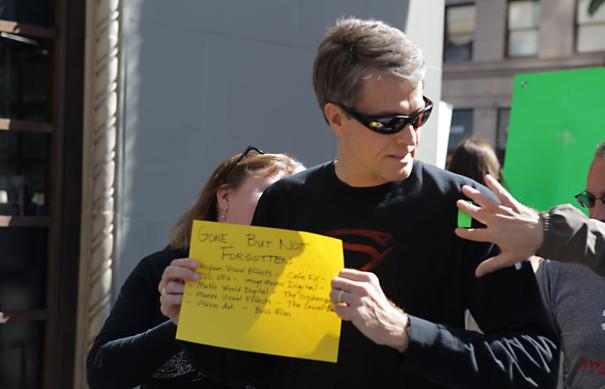Protestas durante la ceremonia de los Oscar