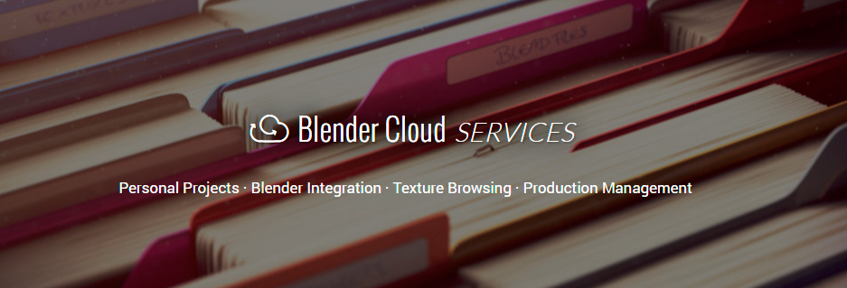 Blender Cloud Services
