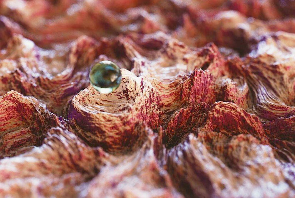 Imagen con micro displacement