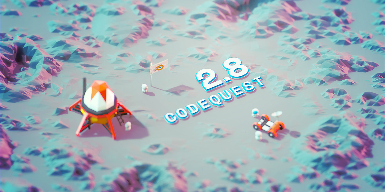 Blender 2.8 Code Quest