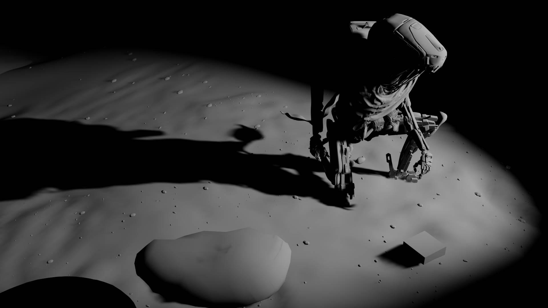 Soft Shadows con EEVEE en Blender 2.81