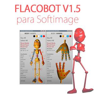 Flacobot para Softimage
