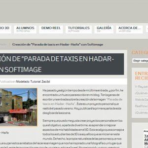 Web de Zao3D renovada