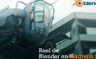 Blender Siggraph 2011 Reel