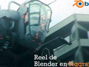 Blender Siggraph 2011 Reel