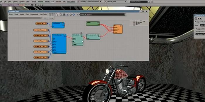 Vídeos de las nuevas características de Softimage 2013