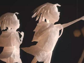 """Deutsche Fernsehlotterie """"Paper World"""" (Making-Of)"""