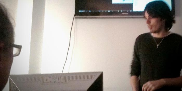 Seminario de David Bastidas sobre iluminación en CGI