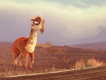 Caminandes, open-movie desde Patagonia