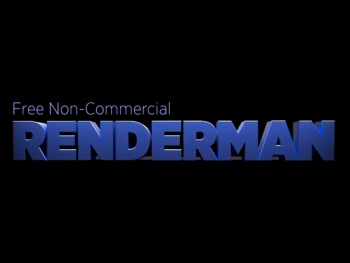 RenderMan Non-Commercial