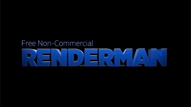 RenderMan, licencia gratis para uso personal
