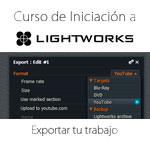 Exportar tu trabajo