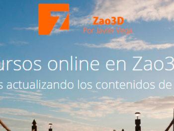 Actualizando Zao3D