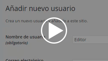 Roles de usuario en WordPress