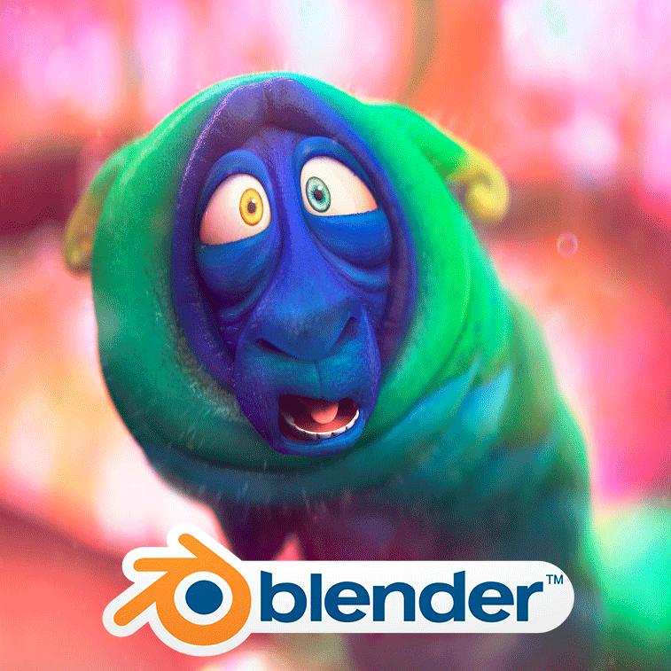 Aprende 3D con Blender