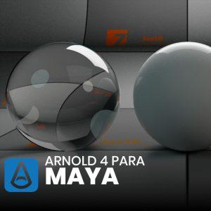 Arnold 4 para Maya