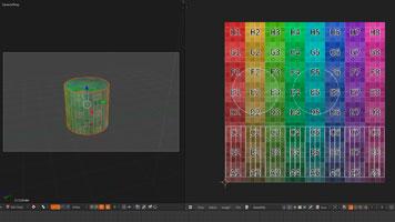 Introducción al texturizado en Blender