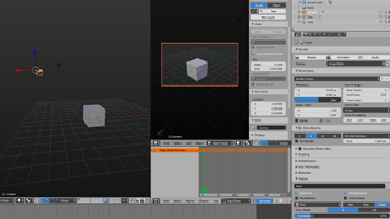 Personalizar el Layout de Blender