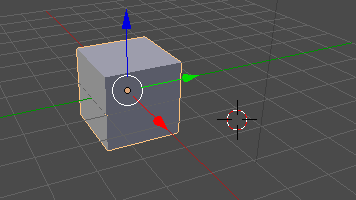 El cursor 3D