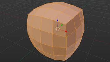 La herramienta Subdividir en Blender