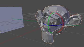 Manipular objetos en Blender
