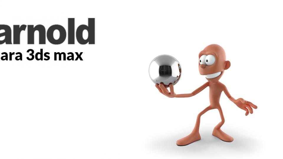 Arnold para 3ds max