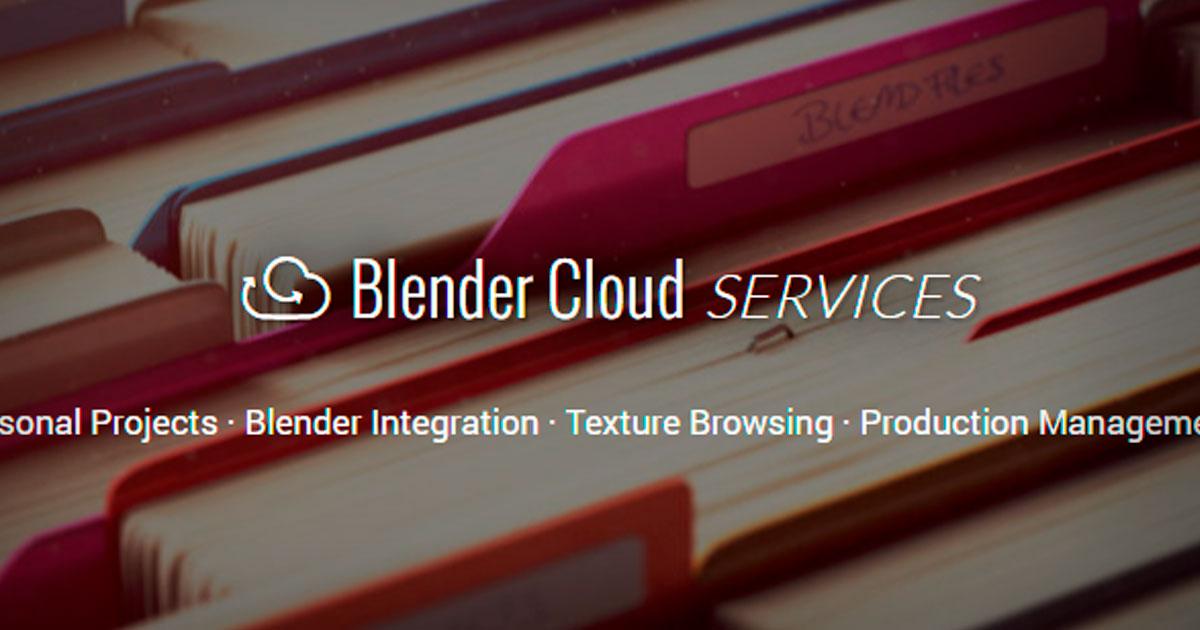 Conectar Blender con la nube