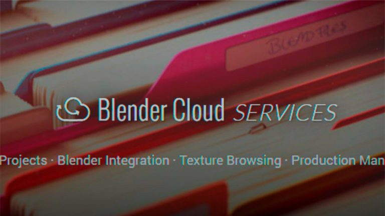 Blender Cloud Services - Conectar Blender con la nube