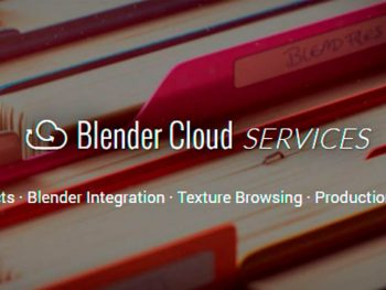 Blender Cloud Services - Conectar Blender con la nube