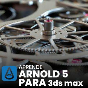 Arnold 5 para 3ds max