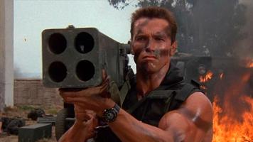 Kick ass, Arnold!