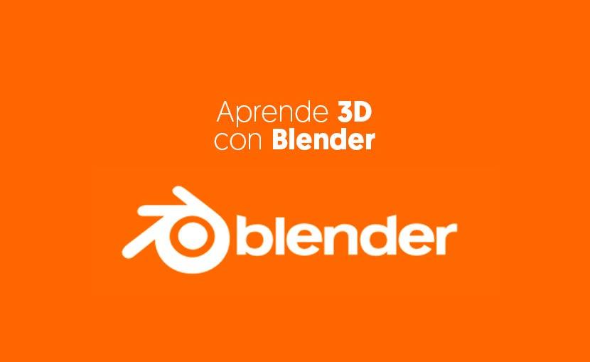 Ya está online el primer módulo del curso de Blender
