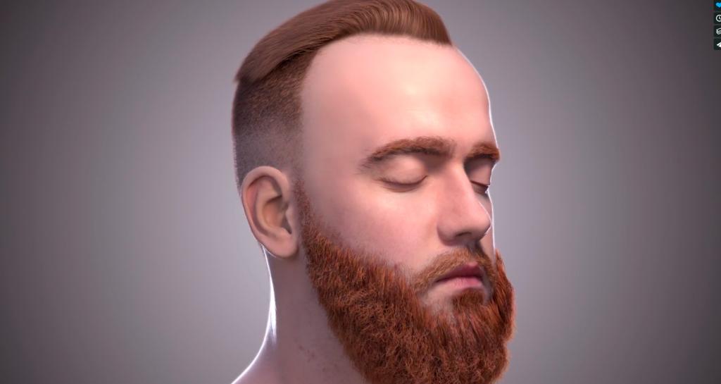 Creación de pelo procedural con Houdini 16 Amarok