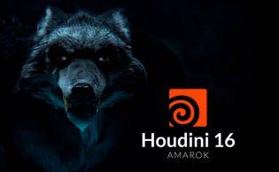 Houdini 16 Amarok