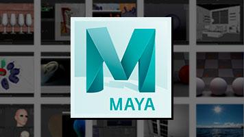 Escenas para el curso de Arnold para Maya