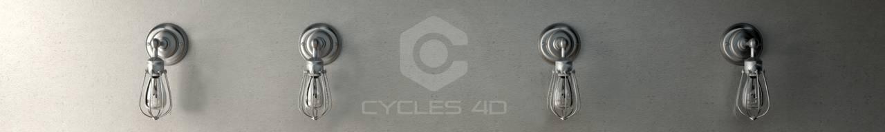 Cycles para C4D