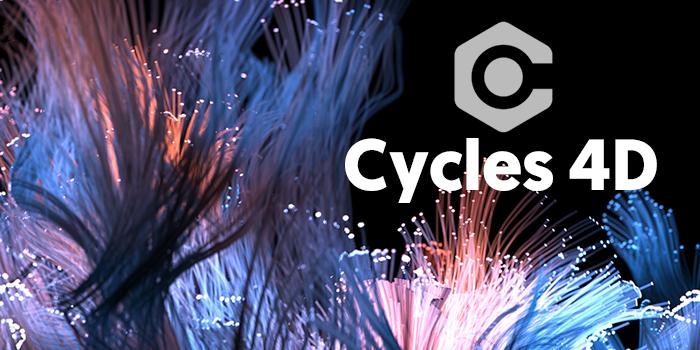 Cycles 4D para Cinema 4D