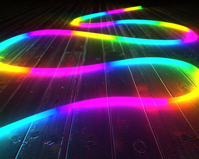 mesh light texture tube 800