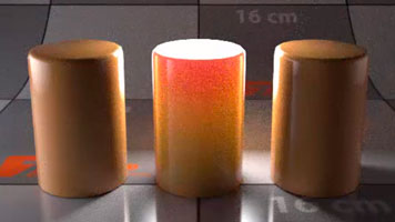 Standard Surface: Sub-Surface Scattering