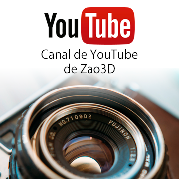 widget canal youtube zao3d