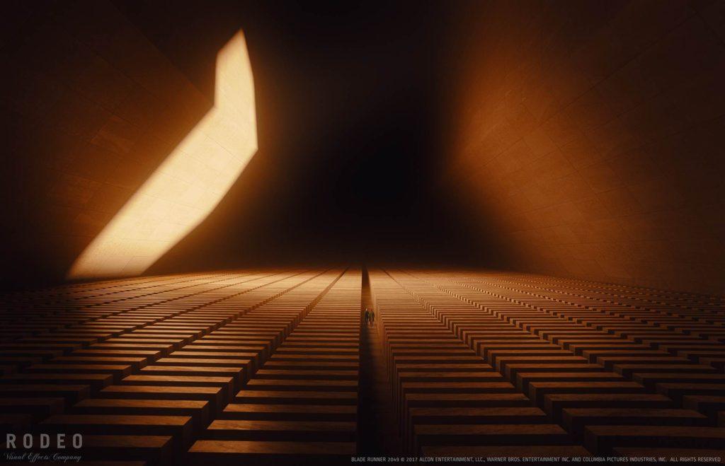 Blade Runner 2049. Arnold render