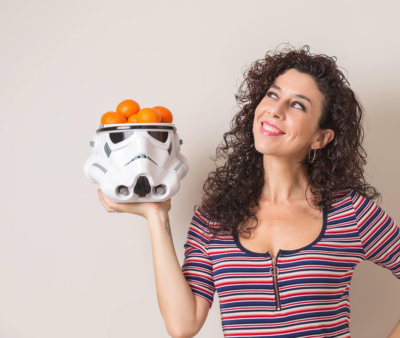 Carolina Jiménez, artista VFX
