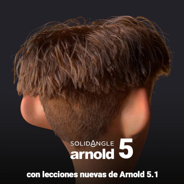 Arnold 5 y con lecciones nuevas de Arnold 5.1