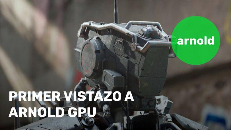 Arnold 5.1 con GPU