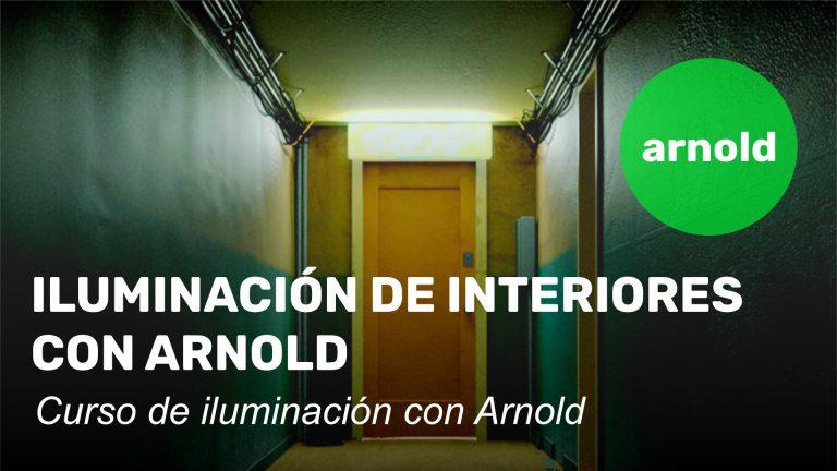 Preparando Iluminación de interiores con Arnold. Pasillo de Daredevil
