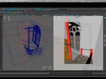 Aprende 3D con Maya, iniciación