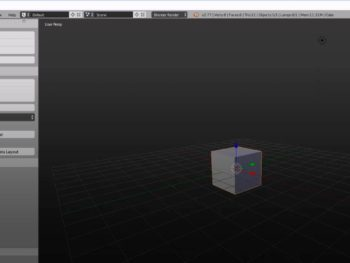 El interface de Blender (Aprende 3D con Blender)