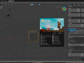 Finalizó el Code Quest para Blender 2.8 y ya tenemos fechas para versiones Alpha y Beta