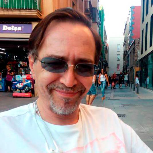 Javier Vega, Artista 3D