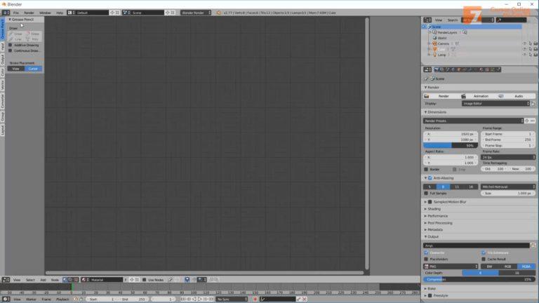 Personalizar el Layout de Blender. Aprende 3D con Blender